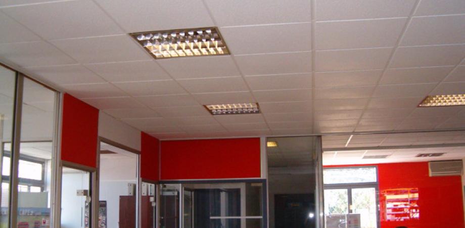 Rénovation dalles de plafond Nimes Montpellier Avignon - Pro-Ponçage